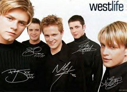 Image Result For Westlife Tickets