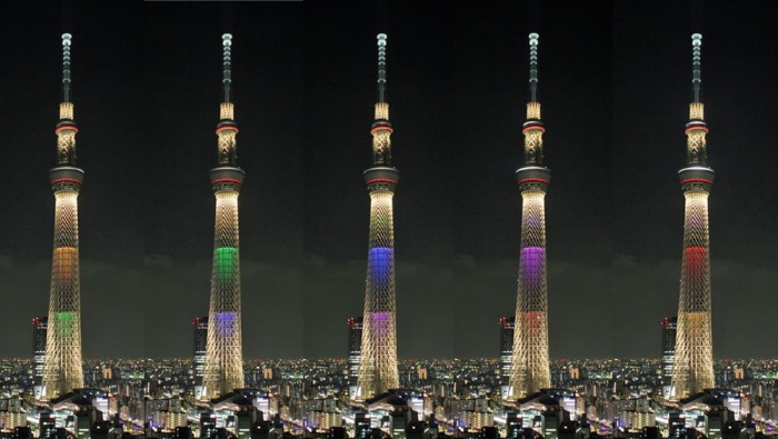 Tokyo Skytree Is The New Tokyo Tower For J Dramas Orange