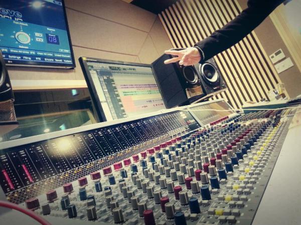 cnblue mixer