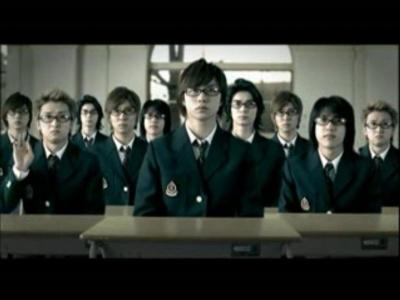 arashi students