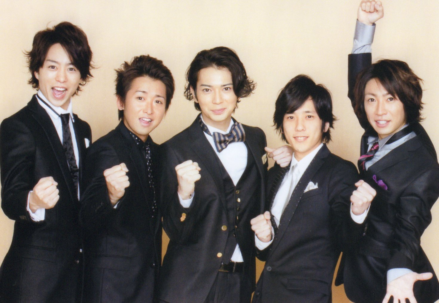 Blog Of Arashi Ichibans And The Power Of Five Orange