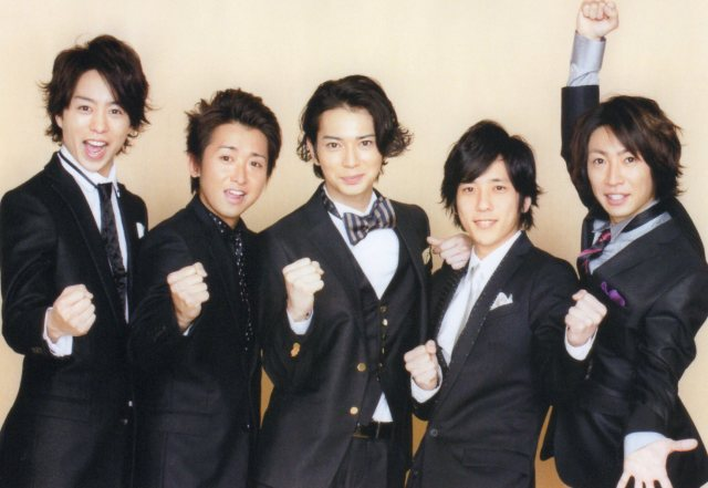 arashi power of five