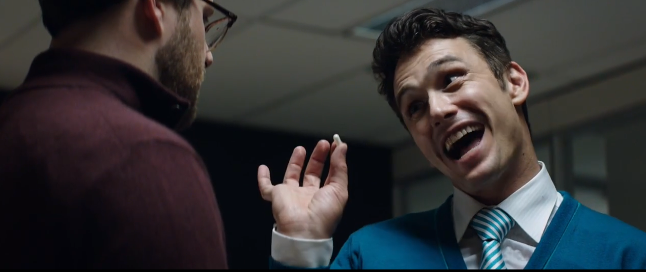 [movie] THE INTERVIEW ... James Franco