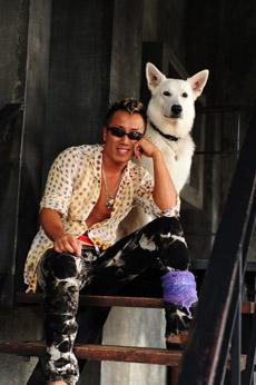 nagabuchi & dog